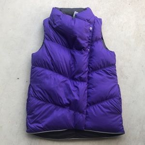 ivivva by Lululemon Knock Down the Cold Vest NWT